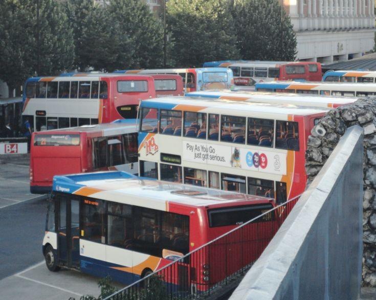 Canterbury Bus Station