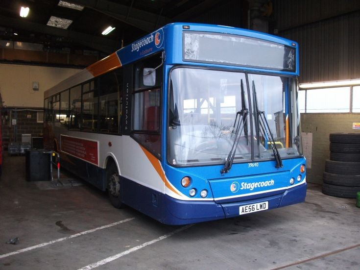Stagecoach East Kent MAN AE56LWD