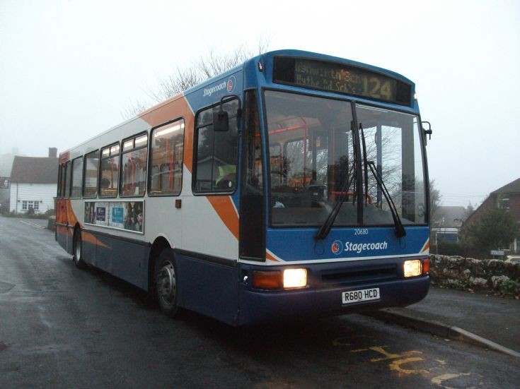 Stagecoach East Kent Volvo R680HCD
