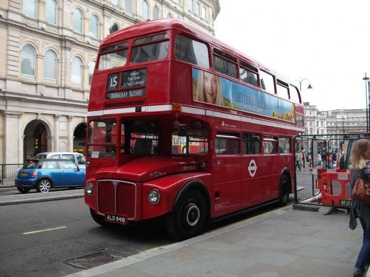 East London Routemaster ALD941B