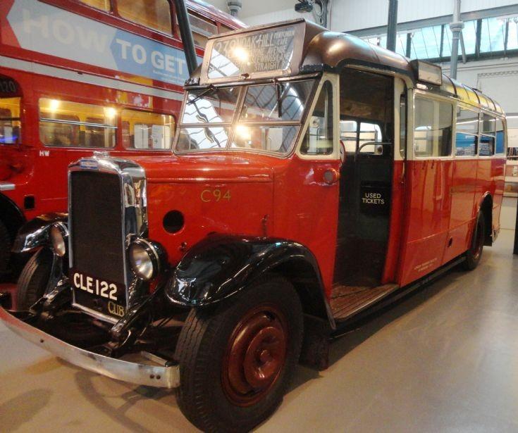 Leyland Cub C94
