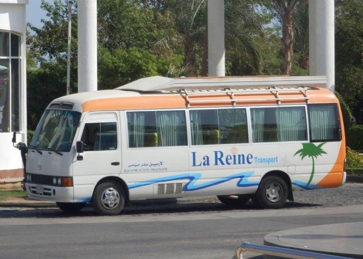 La Reine Transport - Egypt