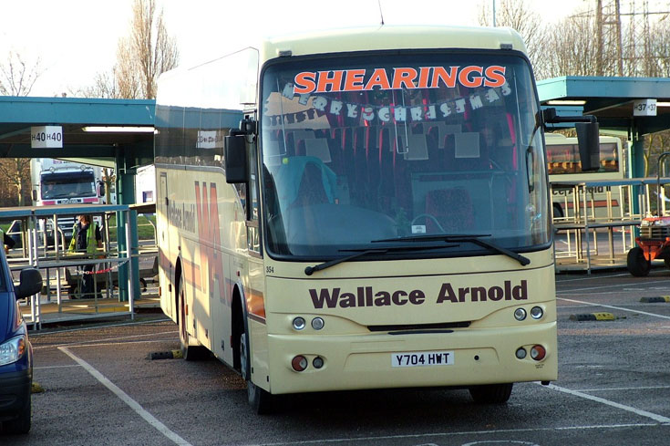 Wallace Arnold - Shearings Coach
