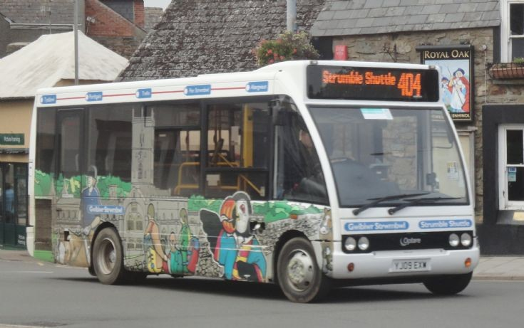 Strumble Shuttle