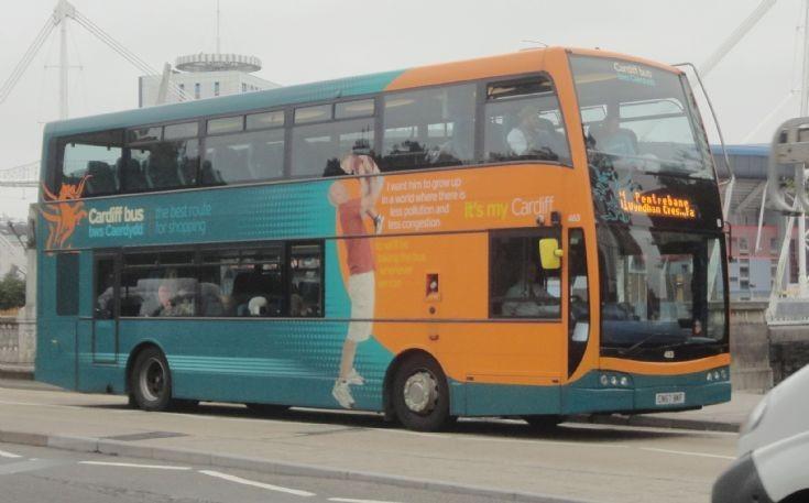 Cardiff 463
