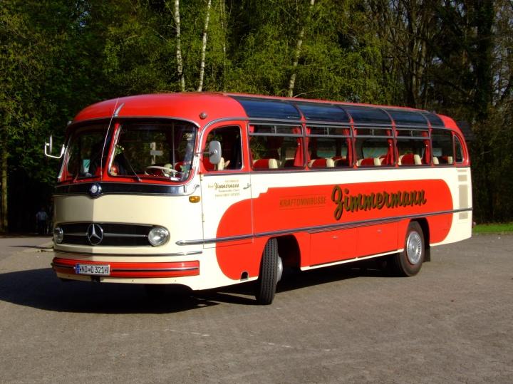 bus and coach photos mercedes o 321 hl 03. Black Bedroom Furniture Sets. Home Design Ideas