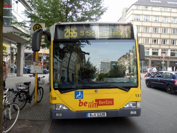 Mercedes Benz - Berlin Germany