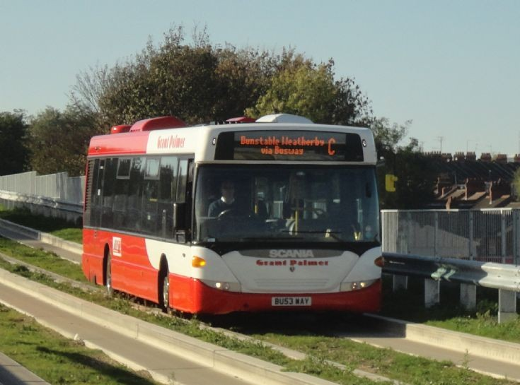 Luton & Dusntable Busway 3