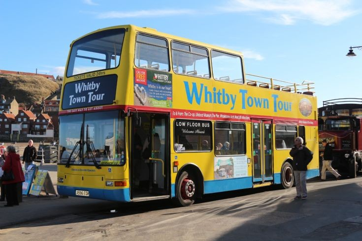 Whitby Town Tour