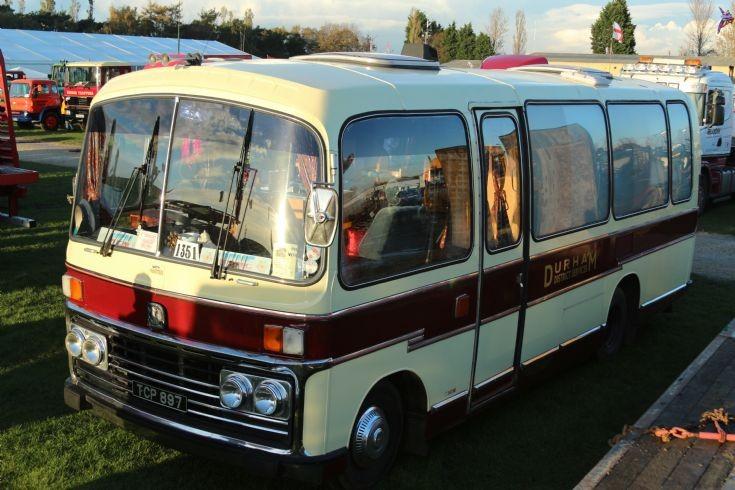Bedford mini coach