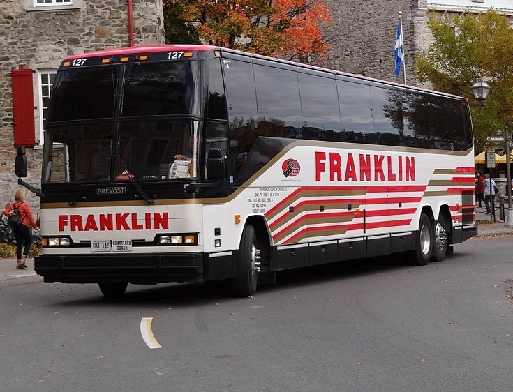 Prevost 127 Franklin