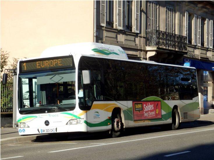Mercedes Benx Citaro - France