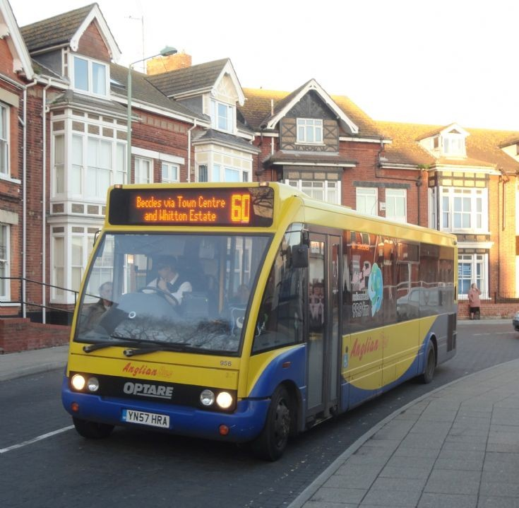 Anglian Buses 956