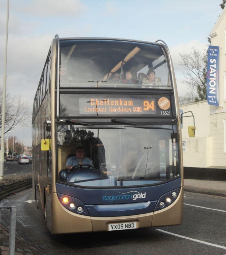 Stagecoach 15521