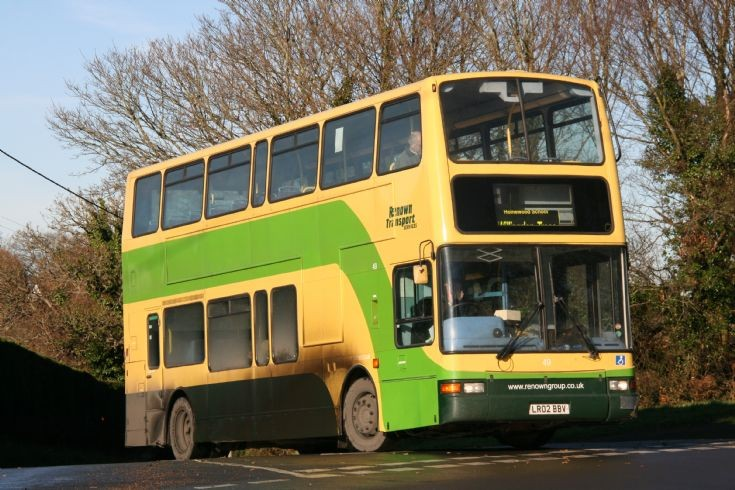 Renown of Bexhill-On-Sea Dennis Trident LR02 BBV