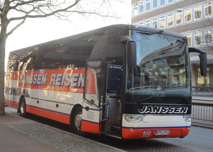 Janssen Reisen