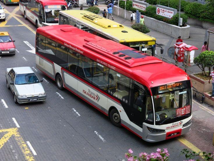 Trans Iskandar Bextra (JPK 730)
