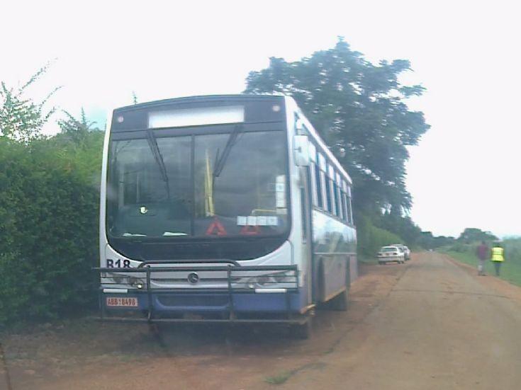 Merc bus