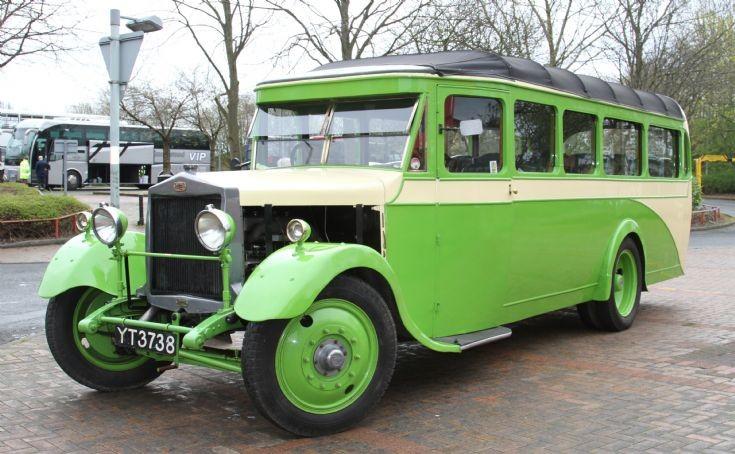 Leyland Lioness Petrol