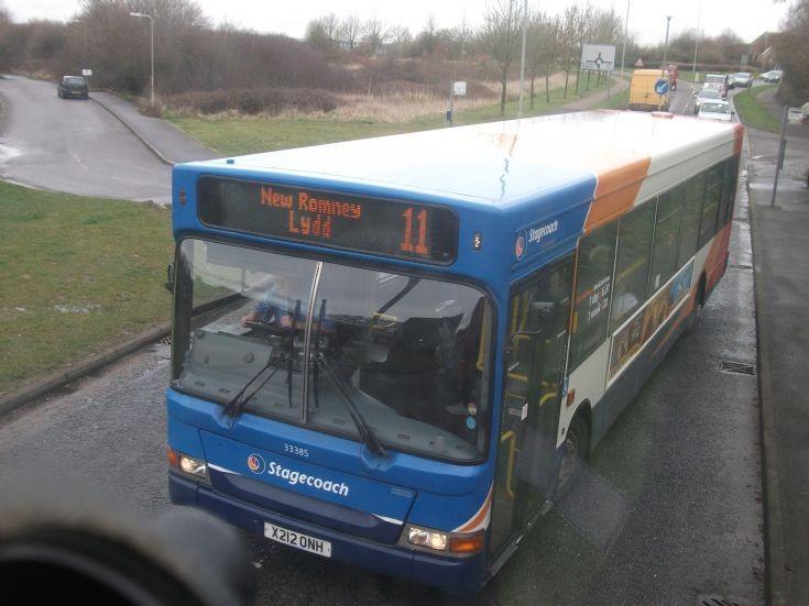 Stagecoach EK Dart SLF