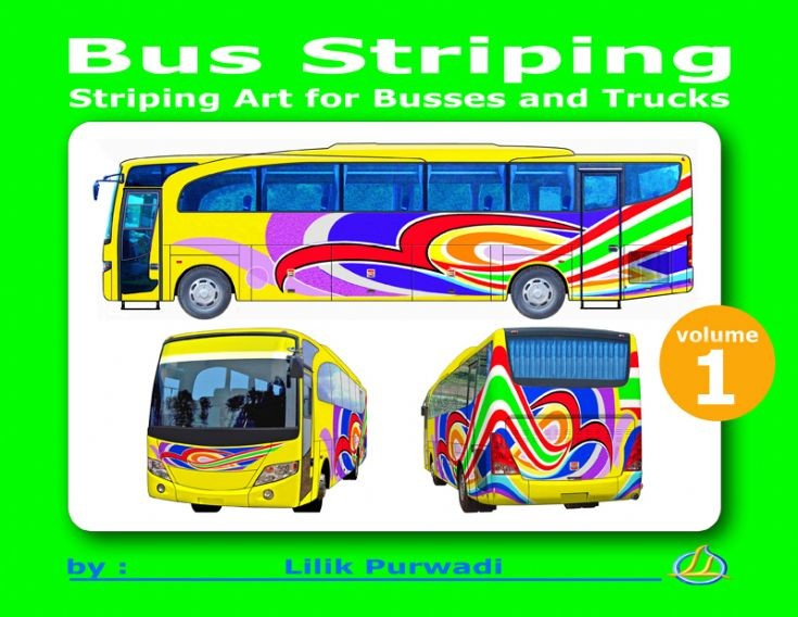 Bus Striping Book Series
