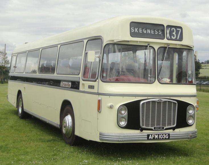 Crosville CRG 103