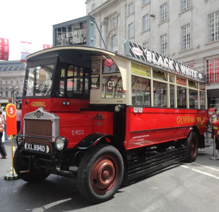 London General S433