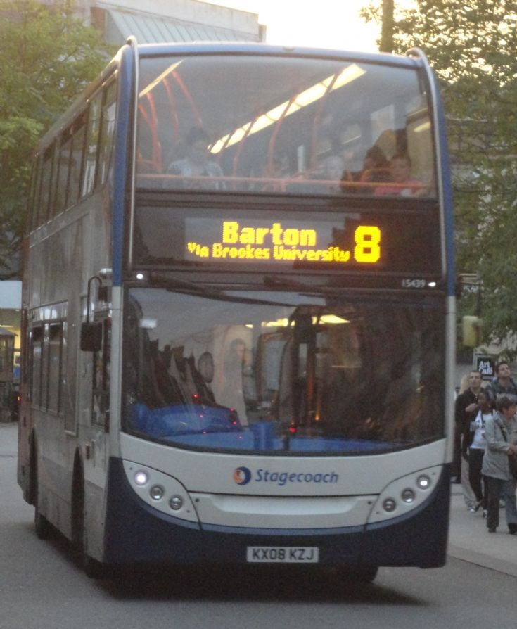 Stagecoach 15439