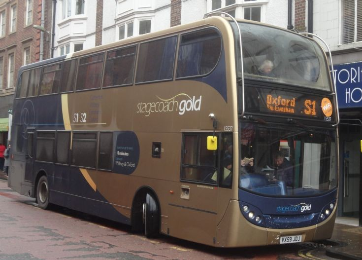 Stagecoach 15537