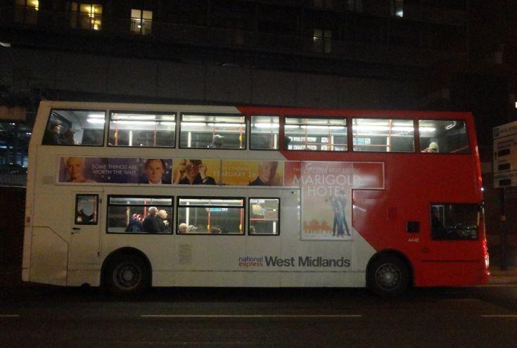 National Express West Midlands 4440