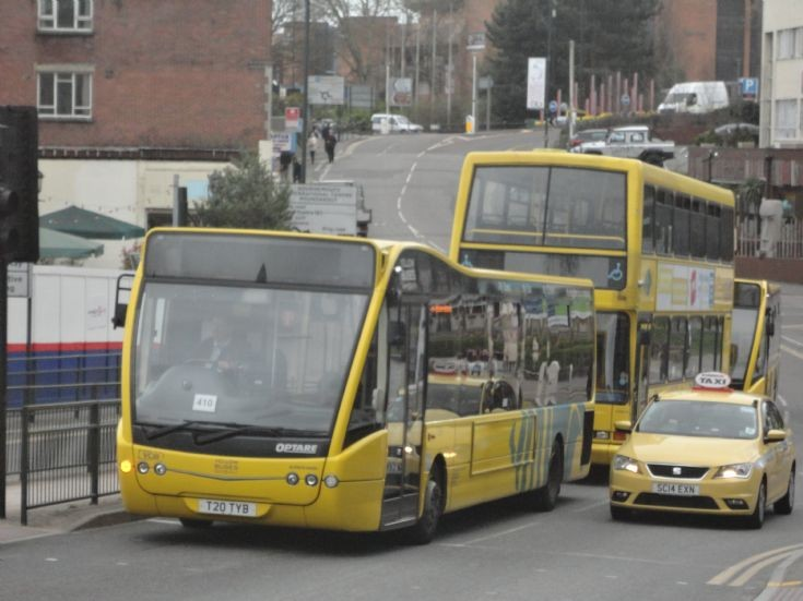 Attack of the Yellow Buses