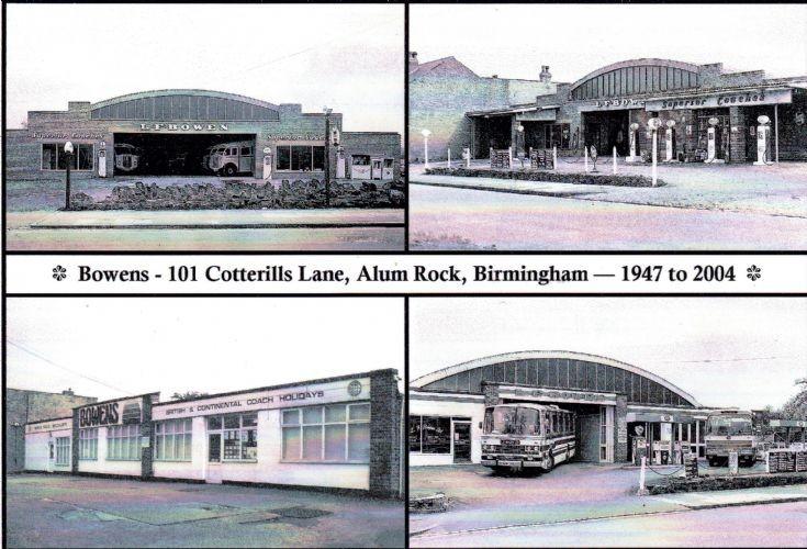 L F Bowen Limited - Birmingham