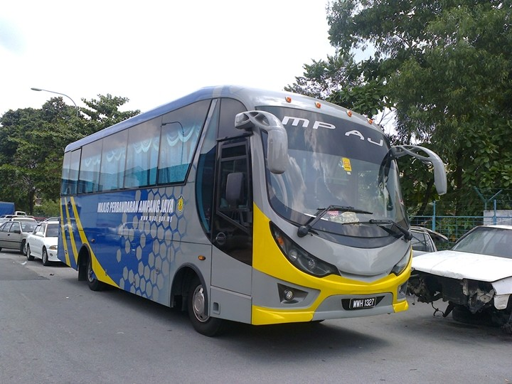 MPAJ BUS-WWH1327