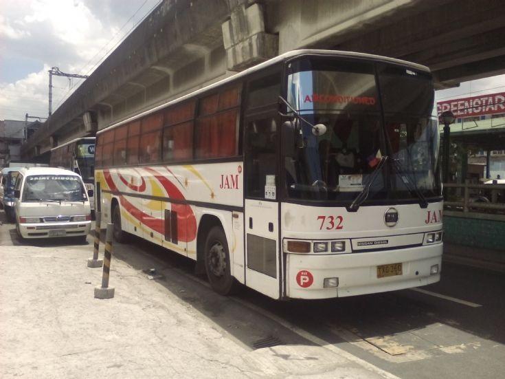 JAM Liner 732 - Nissan Diesel