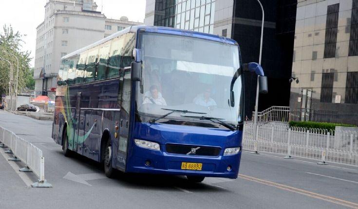 Xi'an Volvo 9800
