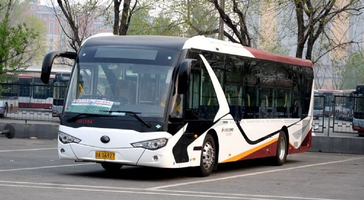 Yutong ZK6128HN2