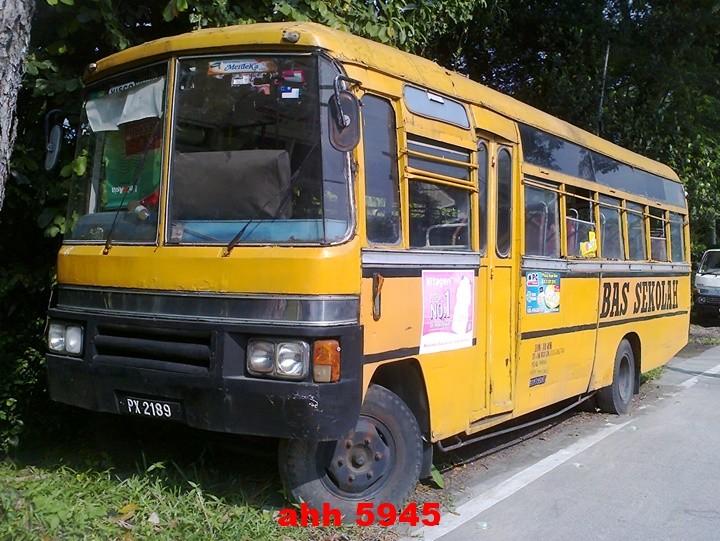 PX 2189 BAS SEKOLAH