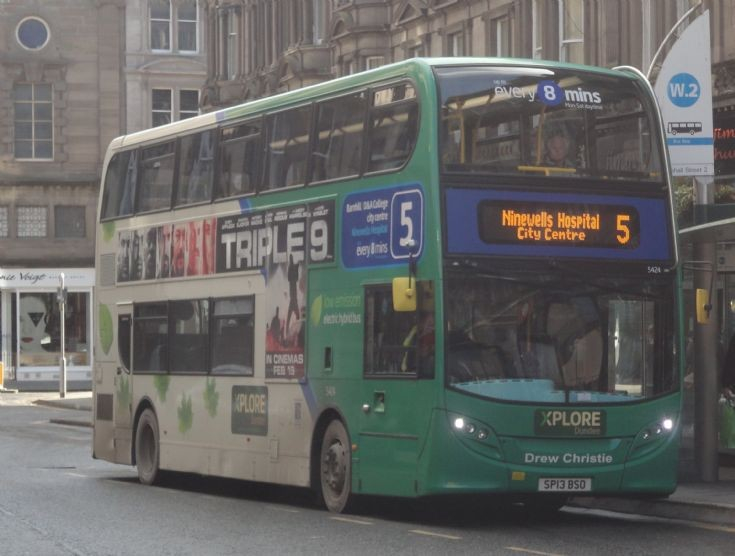 National Express Dundee 5424