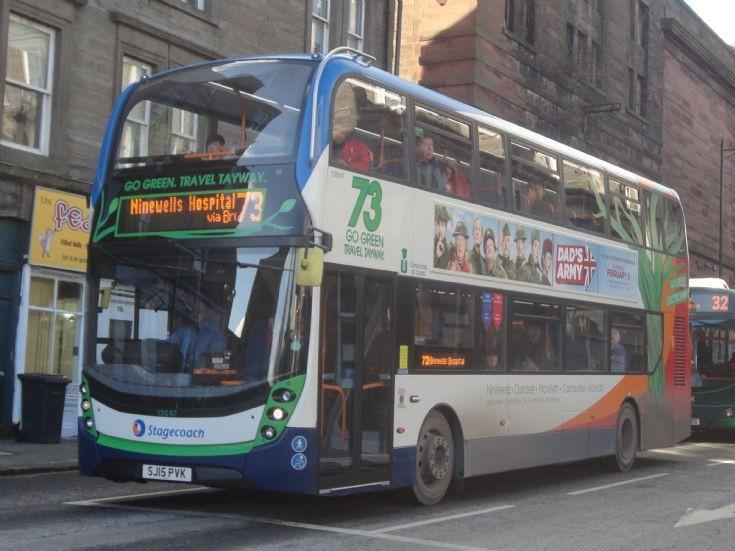 Stagecoach 13047