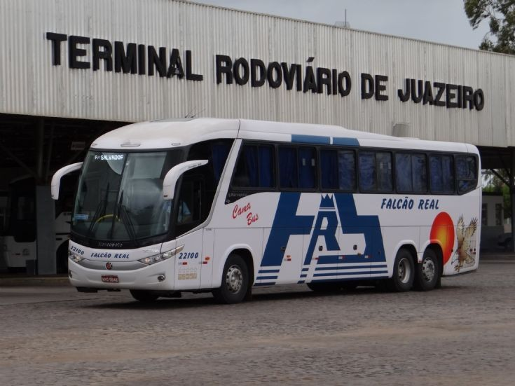 Falcão Real Transportes e Serviços 22100