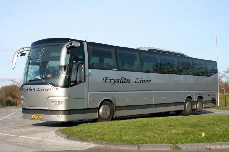Fryslan Liner VDL Bova BV-RN-76