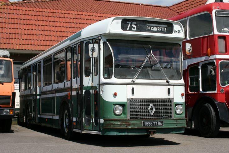 RTP Renault SC10 1595 YY 94