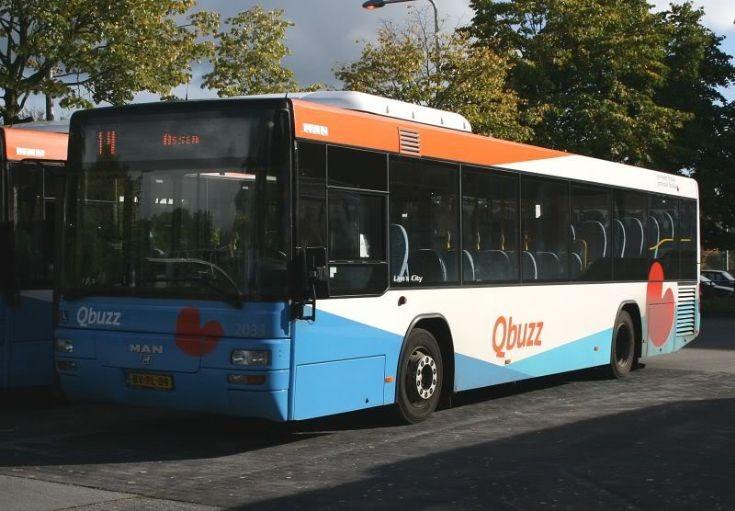 Qbuzz MAN Lions City BV-PL-89