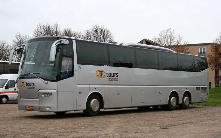 OTC Tours VDL Bova BS-VH-26