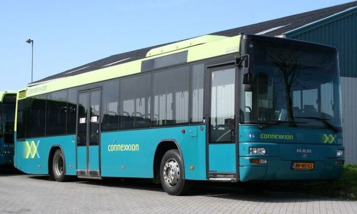 Connexxion MAN Lion's City BR-NS-52