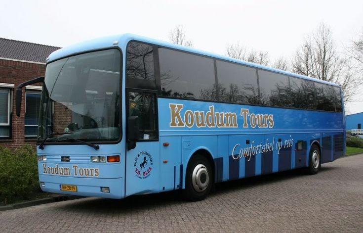 Koudum Tours EOS-Van Hool BH-ZB-19