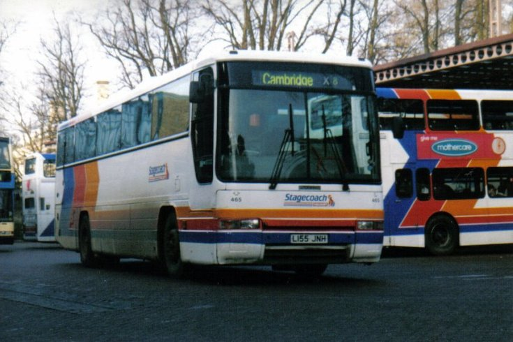 Stagecoach bus Cambridge
