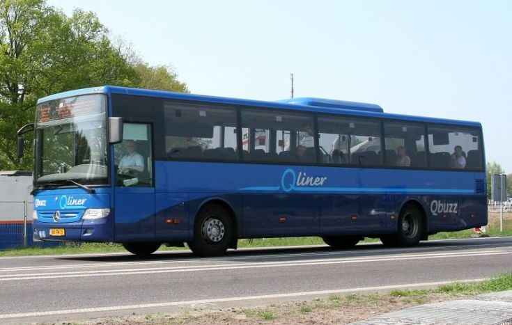 Qbuzz Mercedes-Benz Integro BX-FN-31