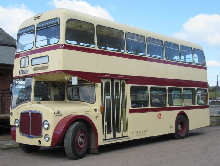 Leicester City Transport 190