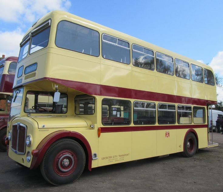 Leicester City Transport 40